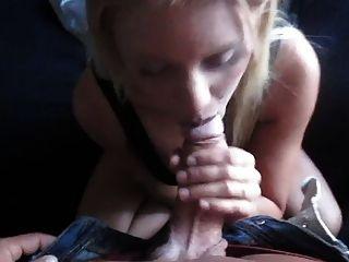 Swedish girl blowjob