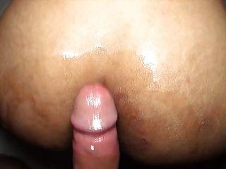 Hairy Ladyboy Enjoys Anal Fucking Bvr