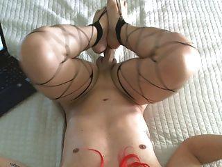 Cumming On My Chest Mmm!!
