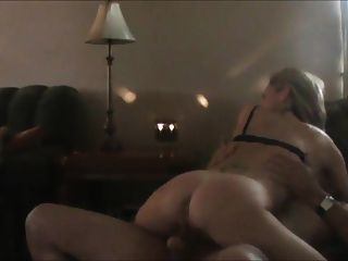 Cuckold Cleaning Up The Wifes Bbc Cock