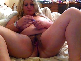 Chubby Girl Masturbating