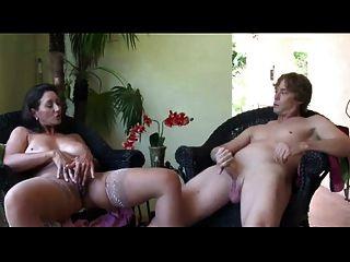Compilation - Masturbating Together (man+woman)