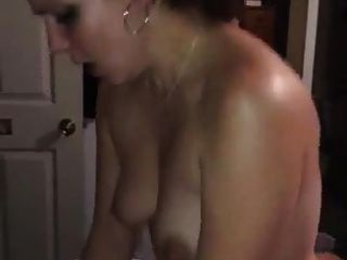 Wife Rides Friends Cock