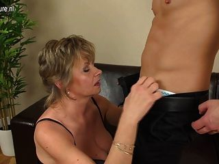 Old But Still Hot Mom And Not Her Son