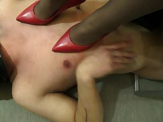 Cruel Chinese Mistress With Her Personal Slave
