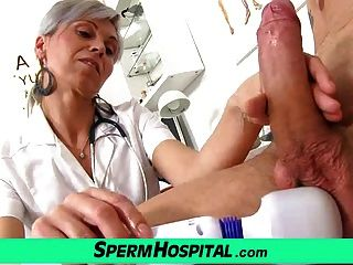Cute boy Granny cumshot tgp very