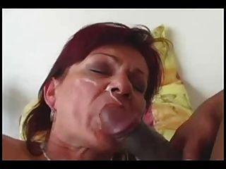 Granny Facial Compilation