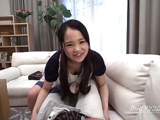 My Young Not Sister Love Sucking A Big Cock - Risa Oomomo