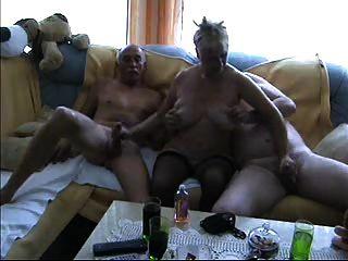 Trio bisexual con yelena vera en el feda - 1 4