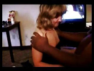 Black Bull Humiliates Slut White Wife
