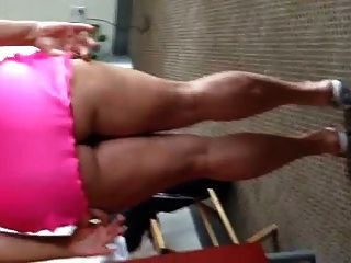 Big Booty Big Titty Pawg Italia 38g Shows Big Ass Rearview
