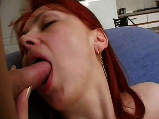 Redhead Mom Iren And Alex 2