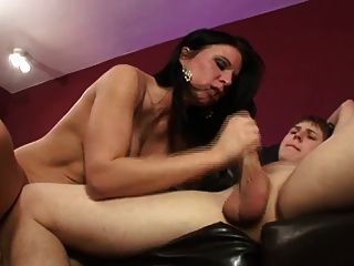 Milf Seduces Her Sons Friend