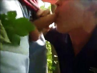 Older Daddy Loves Cum