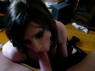 Very Sexy Tv Swallowing A Load