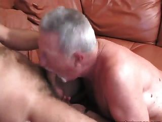 Older Guy Gets Royalty Fucked With Huge Cumshot !