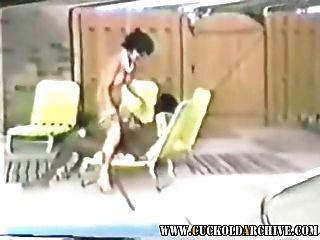 Cuckold Archive Vintage Video Cuckold Milfs With Black Bulls