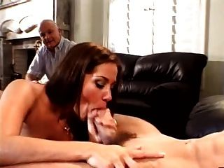 Husband Loves To Watch Wife With Her Moroccan Lover
