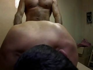 Daddy And His Huge Cock
