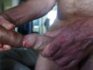 Cumming In Foreskin