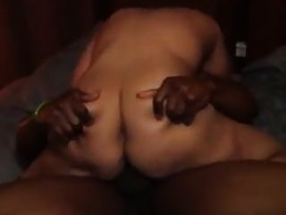 Big Ass Wife Rides Bull For Cuckold Husband