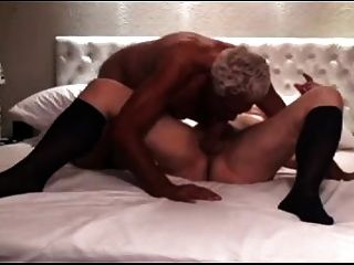 Silver Grandpa Suck And Get Fucked