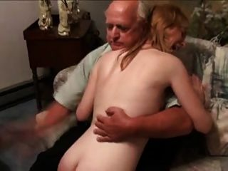 Young russian couple studying in the bedroom 2