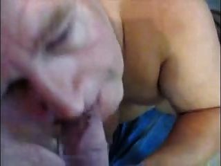 Daddy Blows Delicious Cock