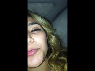She Tells Him To Cum On Her Face And In Her Mouth
