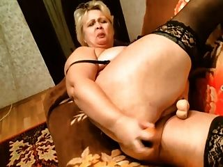 Fat Russian Mature Mom Webcam Show