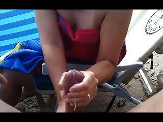 Beach Jerking