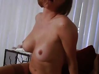 Mature Woman Loves Cock