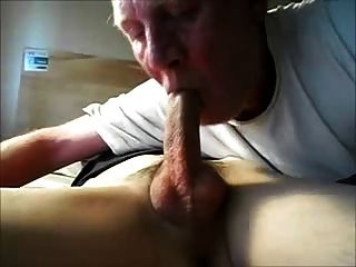 Grandpa Love Sucking Cock
