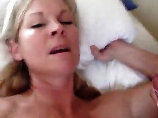 Naughty Dutch Mom Playing With Wet Pussy Tmb