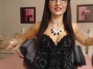Shemale In A Horny Bitchy Mood Faps Cock Hard