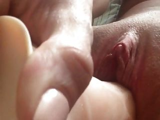 The Horny Wife Sexy Dildo Close Up