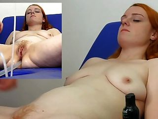 Miss Fi Enema Belly Inflations