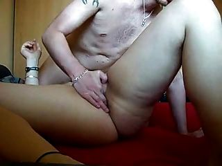 Stunning Couple With Anal Creampie