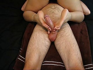 Dominate Footjob Part2