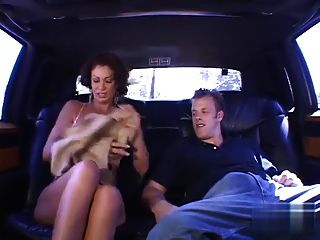 Latin Mature Milf Fucks In A Threesome, Great Facial