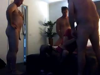 videos Crossdressing bukkake