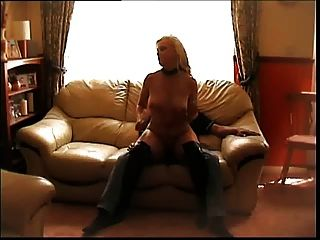 Blonde Amateur Hottie Sexy Lapdance