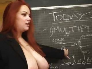 Confirm. happens. The big breasted of teacher porn picture