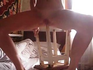 Using A Chair To Masturbate
