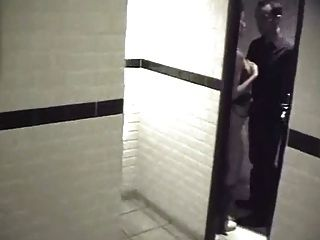 Couple Caught In Restaurant Bathroom