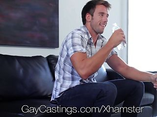 Hd Gaycastings - Cute And Shy American Boy Is Fucked