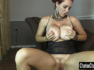 Horny Milf Charlee Chase Needs Pleasing