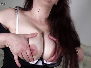 Chubby Dutch Mature Slut Mother