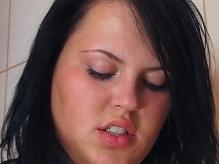 Beautiful Busty Girl Amelia Masturbating 3