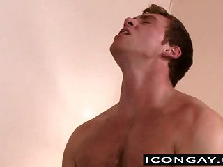 Connor Drilling His Big Cock In Mikes Sweet And Tight Ass